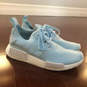 LIGHT BLUE ADIDAD NMDs